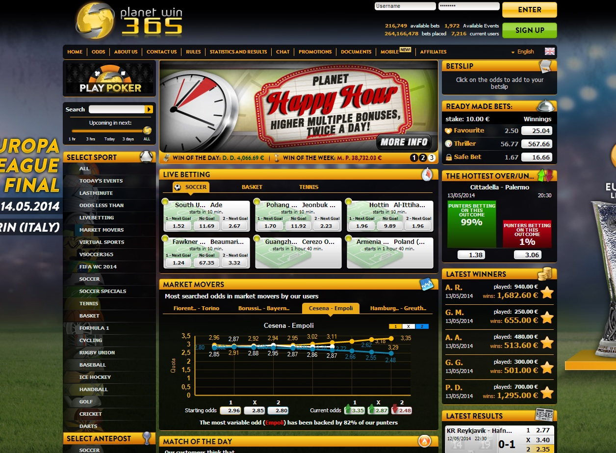 Planetwin365 sports - Bonus Planetwin365 sports betting
